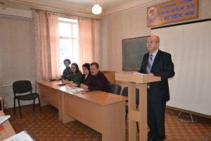 Атестація професійно-технічних навчальних закладів Луганської області