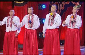 «Щоб Україна в мирі жила!»: виступ Луганської збірної на фестивалі Ліги сміху в Одесі підкорив суддів та глядачів