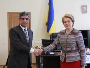 Лілія Гриневич: МОН працює над планом інтернаціоналізації вищої освіти в Україні