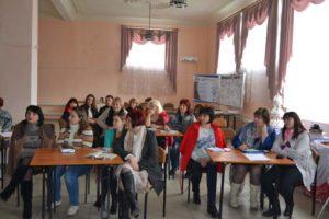 Обласний семінар у Первомайському індустріально-педагогічному технікумі