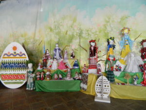 Участь в обласному огляді-конкурсі майстрівта аматорів народної творчості «Луганщина – світанок України»