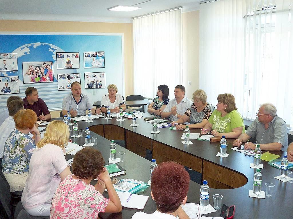 Рада директоріввищих навчальних закладів І–ІІ рівнів акредитації Луганської області