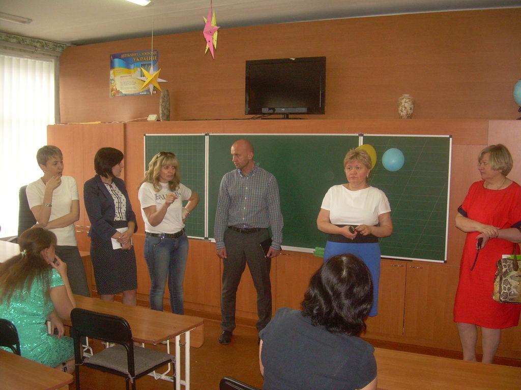 Луганщина починає впроваджувати проект Державного стандарту початкової освіти у рамках реформи «Нова українська школа»