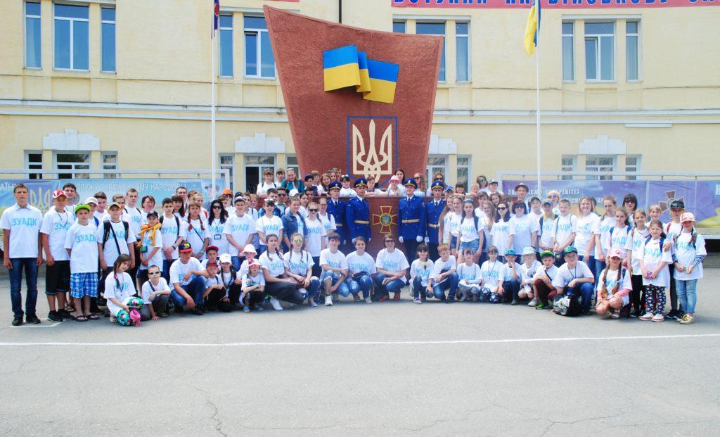 90 дітей з Луганської області повернулися з відпочинку в Івано-Франківській області