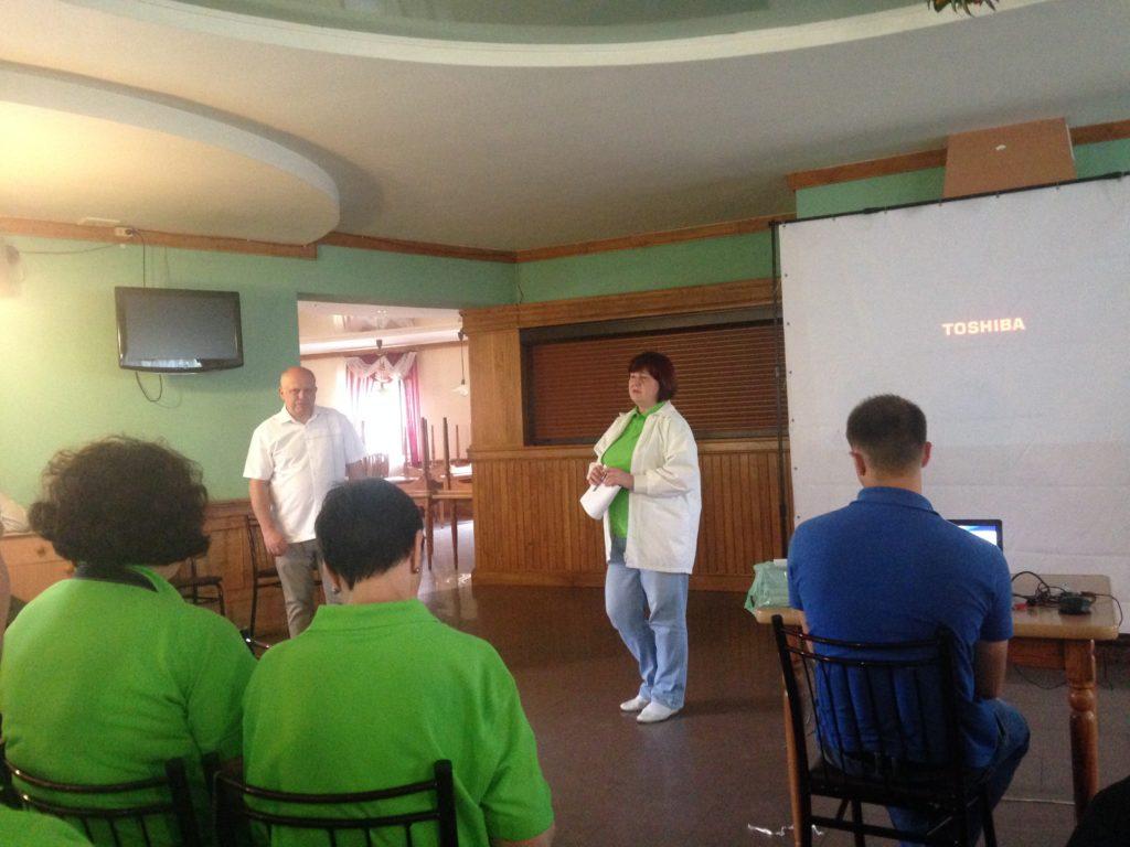 Семінар координаторів математичного конкурсу «Кенгуру» відбувся!