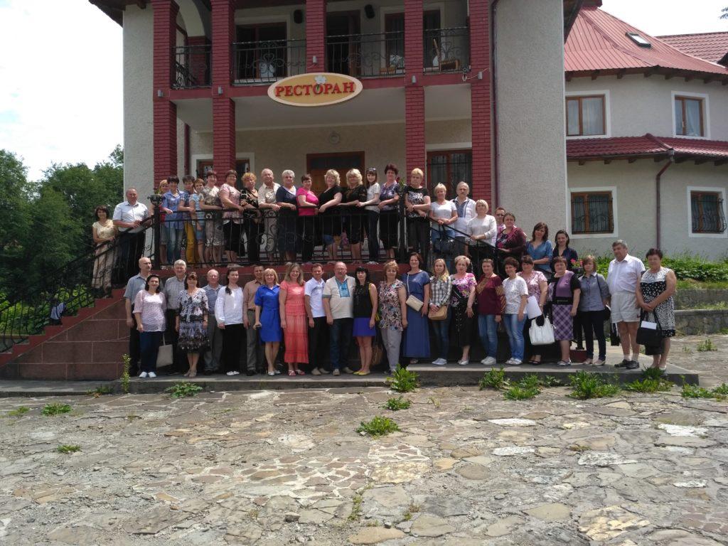 Всеукраїнський семінар координаторів фізичного конкурсу «Левеня»