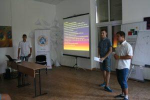 Всеукраїнська літня астрономічна школа