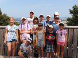 Діти Новоайдарської школи-інтернату повернулися з відпочинку з Австрійської Республіки