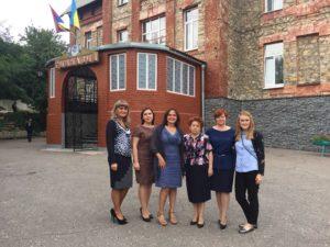 «Відкрита політика» в Лисичанській багатопрофільній гімназії