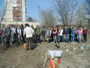 Підготовка до міського етапу гри «Сокіл» («Джура»)
