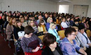 Відбувся семінар з підвищення кваліфікації вчителів закладів загальної середньої освіти, які проводять інформування про небезпеку мін та вибухонебезпечних предметів