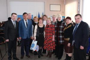 Форум партнерства щодо запровадження конкурсівпо освітнім, культурним, журналістським обмінам між Львівською та Луганською областями