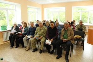 Обласний семінар-практикум «Про організацію та проведення Всеукраїнської дитячо-юнацької військово-патріотичноїгри «Сокіл» («Джура»)