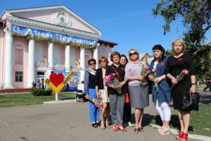Луганщина відзначила 73-ю річницю перемоги над нацизмом у Другій світовій війні