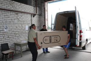 Гуманітарна допомога від Республіки Білорусь