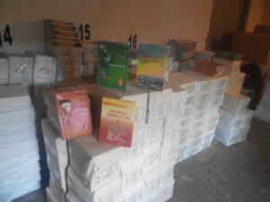Перші підручники для учнів 5 класів уже надійшли на Луганщину