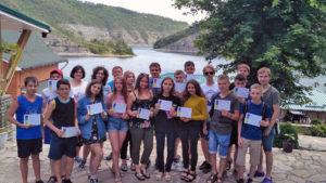Літні школи із задоволенням прийняли молодих науковців