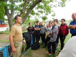 """Проект """"Зменшення ризиків травмування та загибелі дітей від мін і вибухонебезпечних предметів у Луганській області"""""""