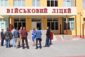Луганський обласний військовий ліцей відвідала делегація громад Сумської області