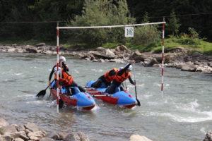 5-й Чемпіонат України серед юнаків з водного туризму