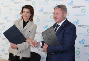Луганська область долучилася до проекту Марини Порошенко з розвитку інклюзивної освіти