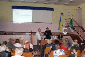 Усеукраїнський семінар-практикум «Національно-патріотичне виховання учнів засобами козацької педагогіки та туристсько-краєзнавчої роботи»