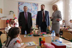 Сергій Філь відзначив внесок педагогів у розвиток «Нової української школи» на Луганщині