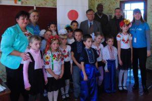 Візит Надзвичайного та Повноважного посла Японії в Україні пана Шігекі Сумі до Попаснянського району