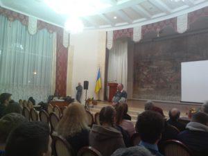 Юні фізики Луганщини у Львові