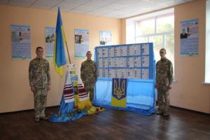 Герої не вмирають – військові ліцеїсти вшанували пам'ять Героїв Небесної Сотні