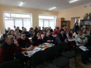 Обласний семінар-практикум для організаторів Всеукраїнської дитячо-юнацької військово-патріотичної гри «Сокіл» («Джура»)
