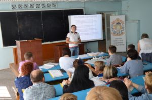 Навчальний учбовий рік молодих науковців Луганської області вдало розпочато!