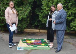 Флористичними фарбами покажемо красу відродження Луганщини