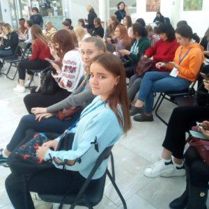 Учні Луганської МАН на Всеукраїнському літературно-мистецтвознавчому фестивалі, присвяченого 200-річчю від дня народження Пантелеймона Куліша