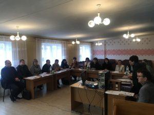 Засідання Ради директорів закладів вищої освіти І-ІІ рівнів акредитації Луганської області
