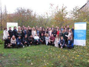 Міжнародна Зелена школа у Первомайському індустріально-педагогічному коледжі