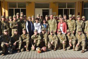 Львівських ліцеїстів радо зустріли на Луганщині