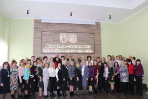 Всеукраїнський науково-практичний семінар «Сучасні підходи до формування здоров'язбережувальної компетентності дитини дошкільного віку»