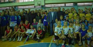 Урочисто відкрито Всеукраїнські змагання «Спортивна надія України 2019»