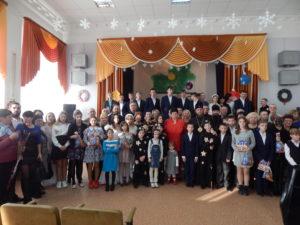 Відбулося подвійне свято у комунальному закладі «Сєвєродонецька обласна загальноосвітня школа-інтернат І-ІІІ ступенів»