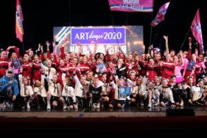 Вітаємо з перемогою ансамбль сучасного танцю «Парадіз»