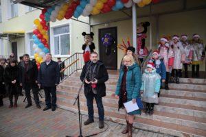 У Біловодську відбулось урочисте відкриття комунального закладу дошкільної освіти №4 «Перлина»