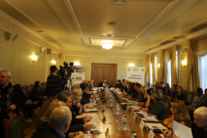 Відбулась перша чотиристороння зустріч учасників проєкту «Змінимо країну разом»
