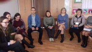 Візит представників Міністерства освіти і науки України до Луганської області