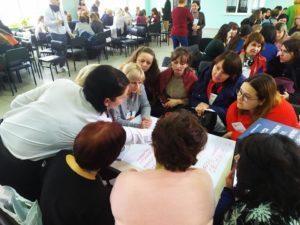 """Відбулася Магістральна (не)конференція mini-EdCamp Sievierodonetsk """"Освітній простір для щасливої дитини"""""""