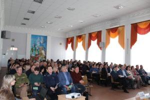 Підсумкова колегія Департаменту освіти і науки Луганської облдержадміністрації