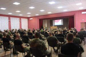 Військові ліцеїсти долучились до кіноклубного фестивалю «Нове українське кіно»